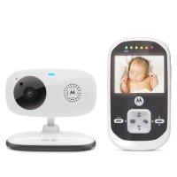 Babyphone vidéo wifi mbp662 hdconnect