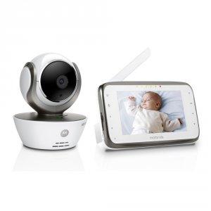 Babyphone vidéo mbp854 connect