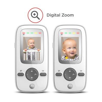 Babyphone vidéo mbp481 Motorola