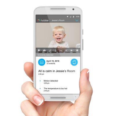 Moniteur bébé vidéo wi-fi mbp67 connect Motorola
