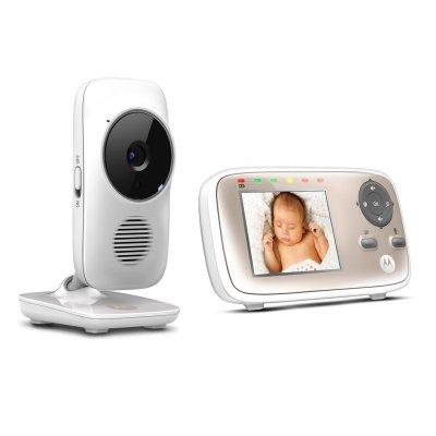 Babyphone vidéo mbp 667 connect Motorola