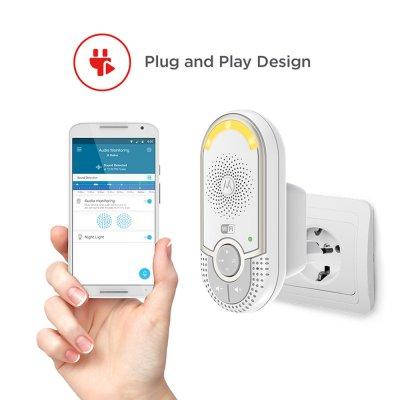 Babyphone baby monitor mbp162 connect Motorola