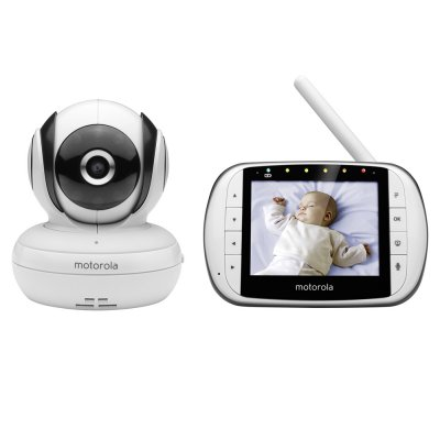 Babyphone vidéo wifi mbp85 connect Motorola