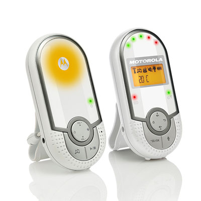 Babyphone numérique audio lcd mbp16 Motorola