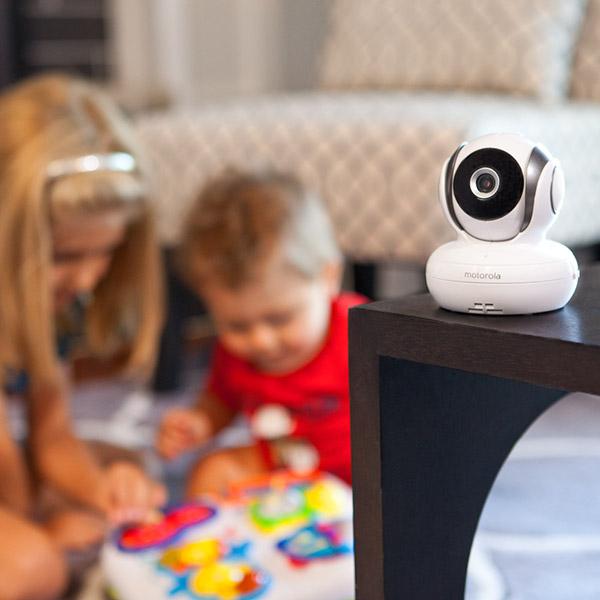 Babyphone vidéo mbp36s Motorola