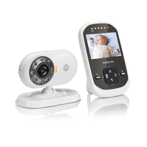 Babyphone vidéo écran lcd mbp26 Motorola