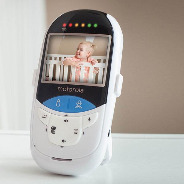Ecoute bébé vidéo mbp27t Motorola