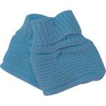 Chaussons pour bebe bleu ourson pas cher