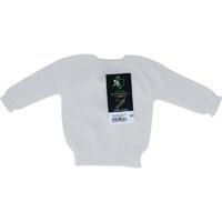 Pull sans couture blanc 100%coton bio