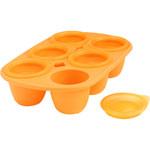 Babymoule 6 portions 60 ml orange pas cher