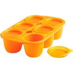 Babymoule 6 portions 150 ml orange pas cher