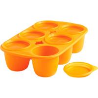 Babymoule 6 portions 150 ml orange
