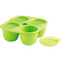 Babymoule 4 portions 280 ml vert