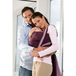 Porte bébé écharpe de portage carry sling berry 4.50 m pas cher