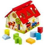 Goula - jouet formes géométriques pas cher