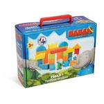 Jeujura - jouet bois tecap forminis 34 pièces babar pas cher