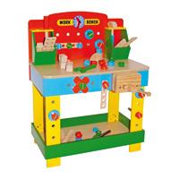 Legler - jouets établi tobi en bois