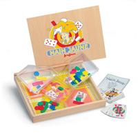 Jeujura - jouet jeu du nain jaune - coffret serigraphie