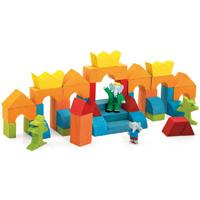 Jeujura - jouet tecap forminis - 51p - babar