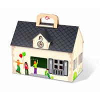 Juratoys - jouet mobil city l'école