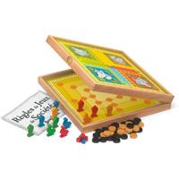 Jeujura - jouet coffret 50 regles - pions bois