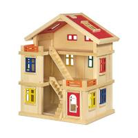 Legler jouets en bois - jouet maison de poupée deluxe