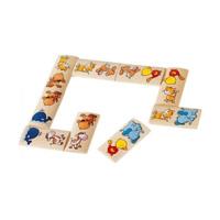 G&k - jouet dominos des animaux