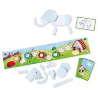 Selecta - jouet images en nuages