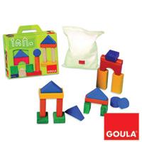 Goula - jouet ma première construction - 30 pièces