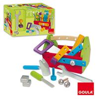 Goula - jouet boîte à outils