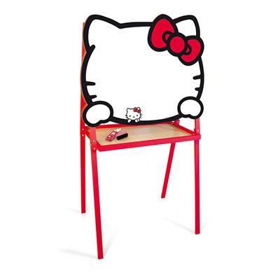 Jeujura - jouets tableaux creatif hello kitty - feutre + ard. craie Njb