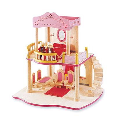 Djeco - jouet palais - contes de fées Njb