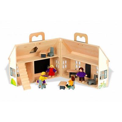 Juratoys - jouet mobil city l'école Njb
