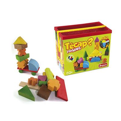 Jeujura - jouets tecap forminis - 60 pieces Njb