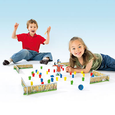 Selecta - jeu de plateau curli kuller Njb