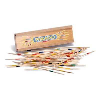 Jeujura - jouet mikado - coffret serigraphie Njb