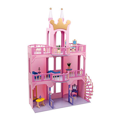 Legler - jouet maison de poupées chateau de conte Njb
