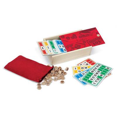Juratoys - jouets jeu de loto en coffret Njb