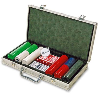 Legler - jouets valise de jeu de poker Njb