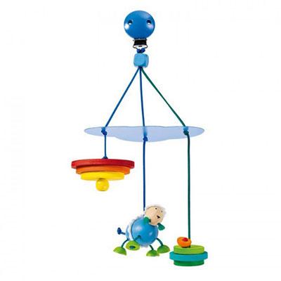 Selecta - jouet mobile de landau Njb