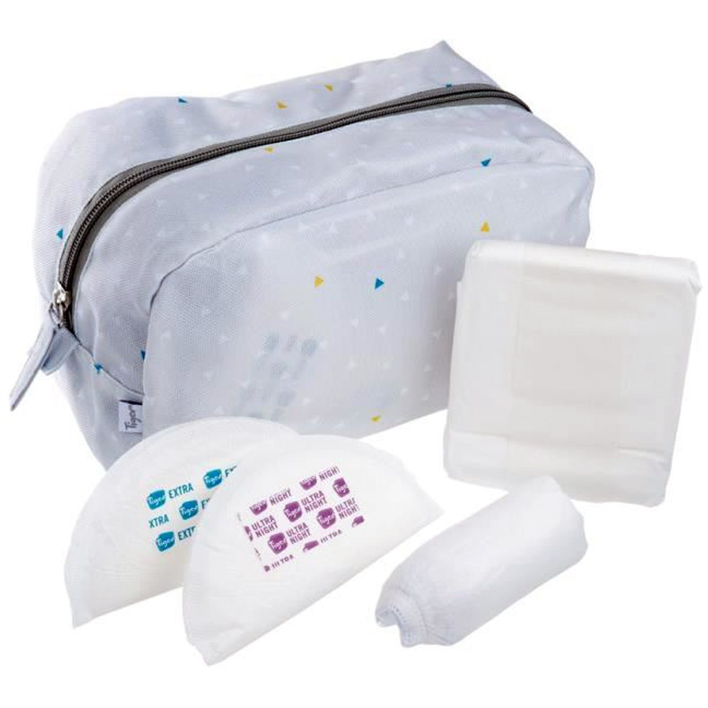 trousse de maternit les essentiels pour 3 jours de tigex sur allob b. Black Bedroom Furniture Sets. Home Design Ideas