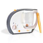 Robot cuiseur vapeur mixeur chaudron orange pas cher