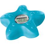 Thermomètre de bain digital étoile de mer bleu pas cher
