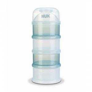 Boite doseuse de lait transparente