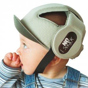 Bonnet de protection no choc