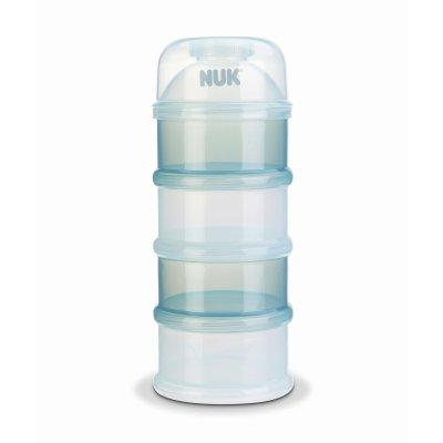 Boite doseuse de lait transparente Nuk