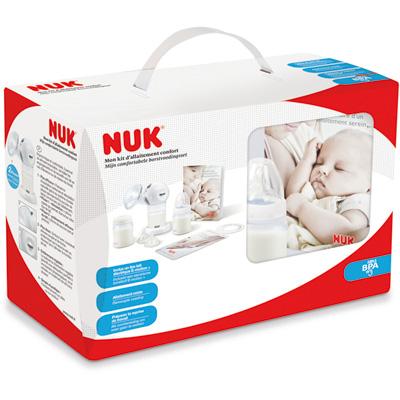 Coffret tire lait électrique e-motion + Nuk