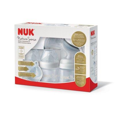 Coffret tire-lait manuel nature sense Nuk