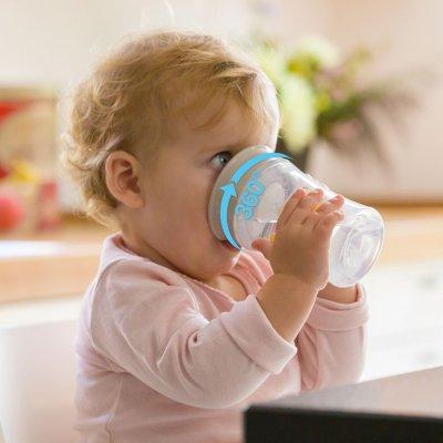 Tasse magic cup 360 fille 8 mois et plus Nuk
