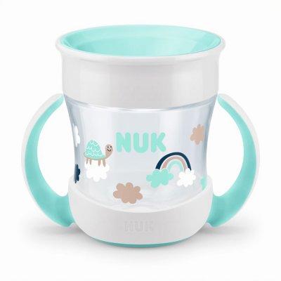 Mini tasse magic cup 360 poignées mixte 6 mois et plus Nuk